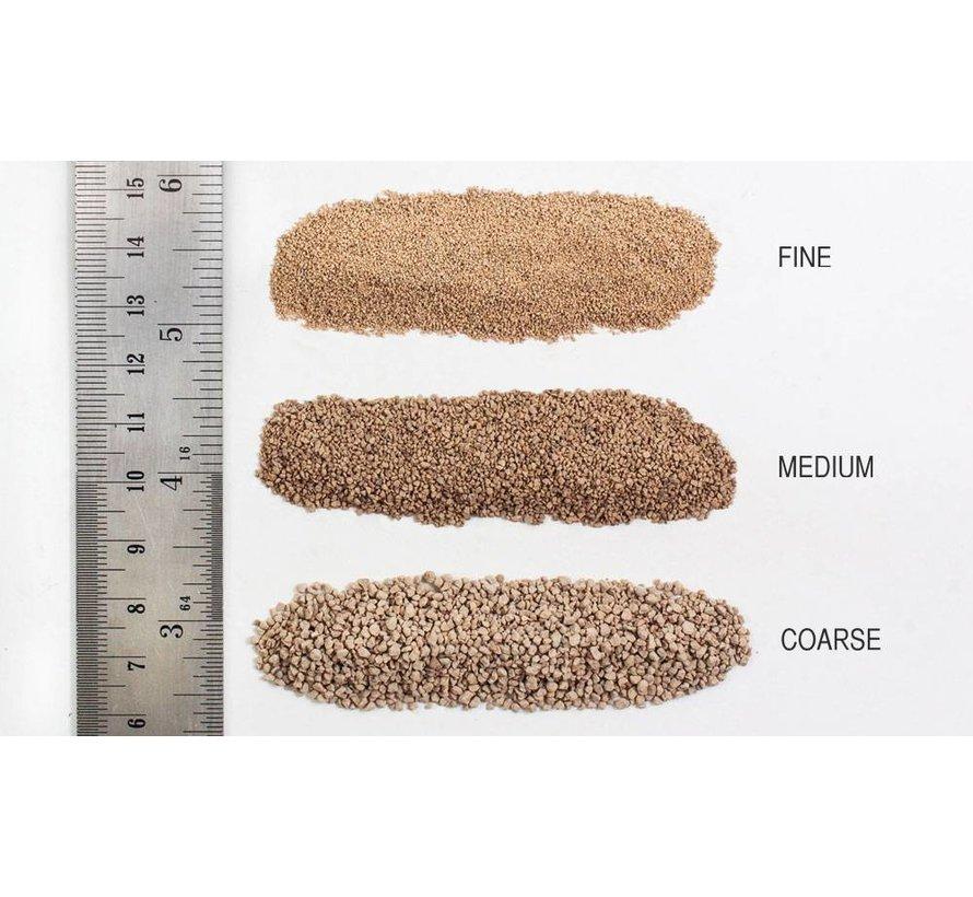 Buff Fine Ballast Shaker - 945cm³ - B1373