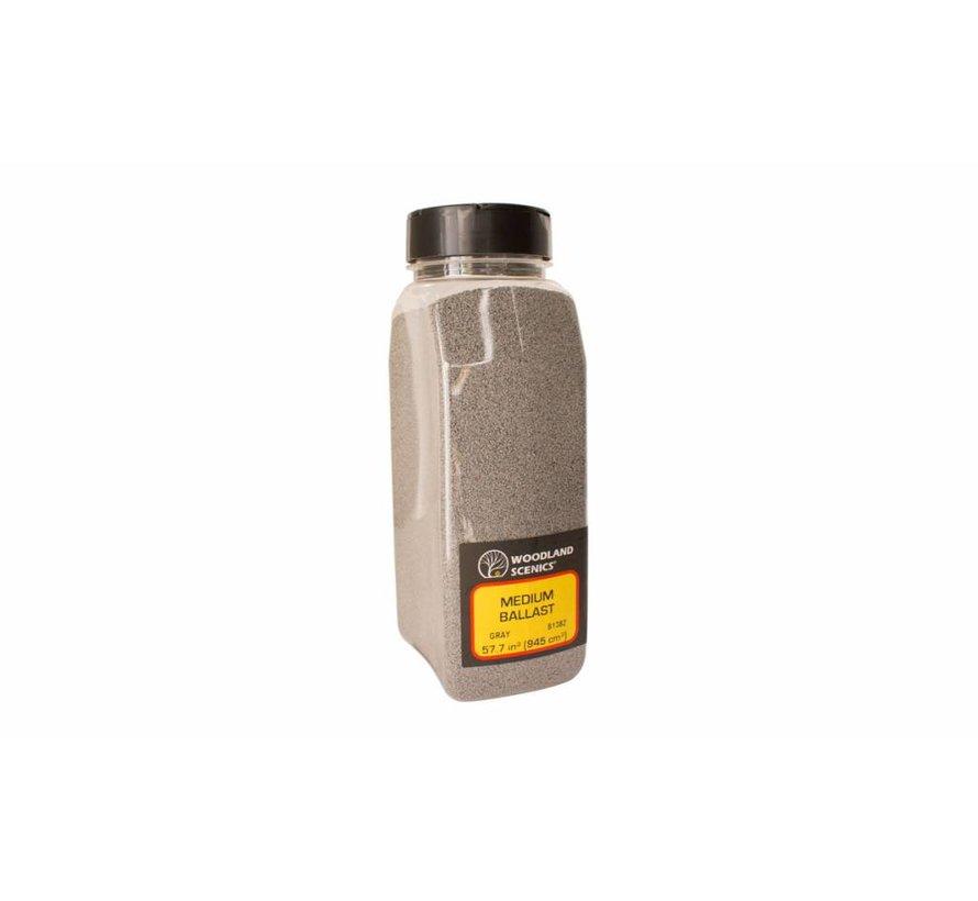 Gray Medium Ballast Shaker - 945cm³ - B1382