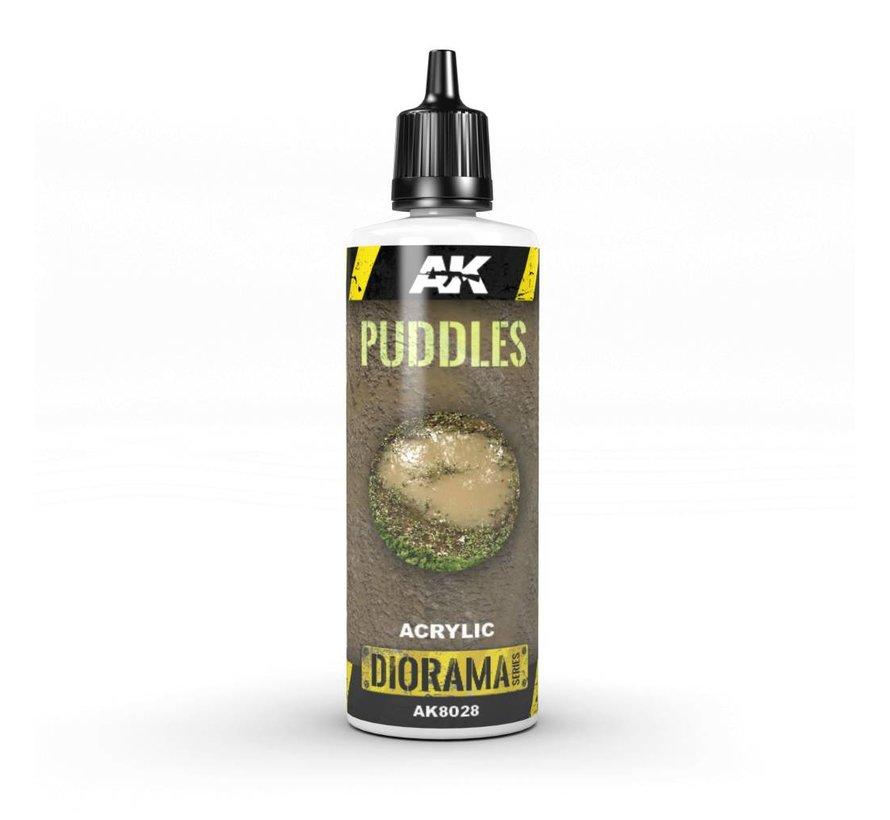 Puddles - Diorama Series - 60ml - AK-8028