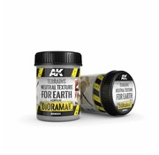 AK interactive Terrains Neutral Texture - Diorama Series - 250ml - AK-8023