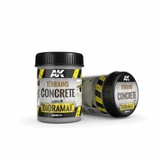 AK interactive Terrains Concrete - Diorama Series - 250ml - AK-8014