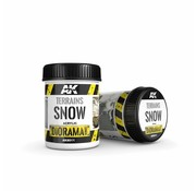 AK interactive Terrains Snow - Diorama Series - 250ml - AK-8011