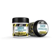 AK interactive Snow Microballoons - Diorama Series - 100ml  - AK-8010