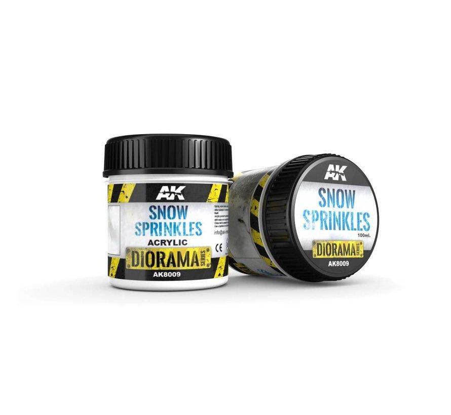 Snow Sprinkles - Diorama Series - 100ml - AK-8009
