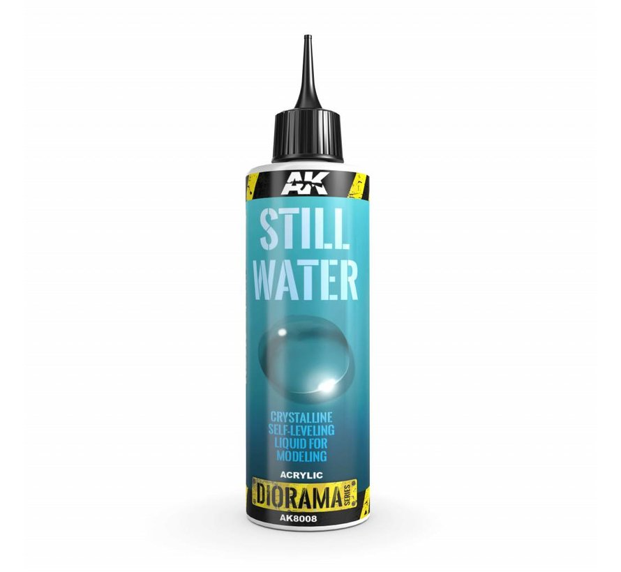 Still Water - Diorama Series - 250ml - AK-8008