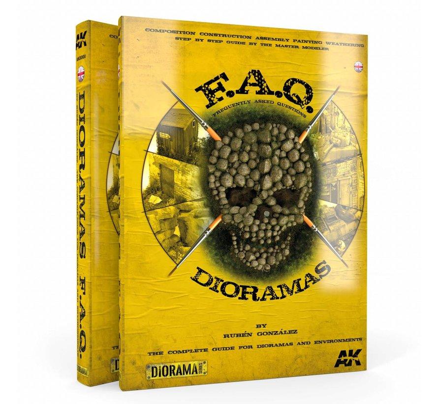 Dioramas F.A.Q. - English - 562pag - AK-8000