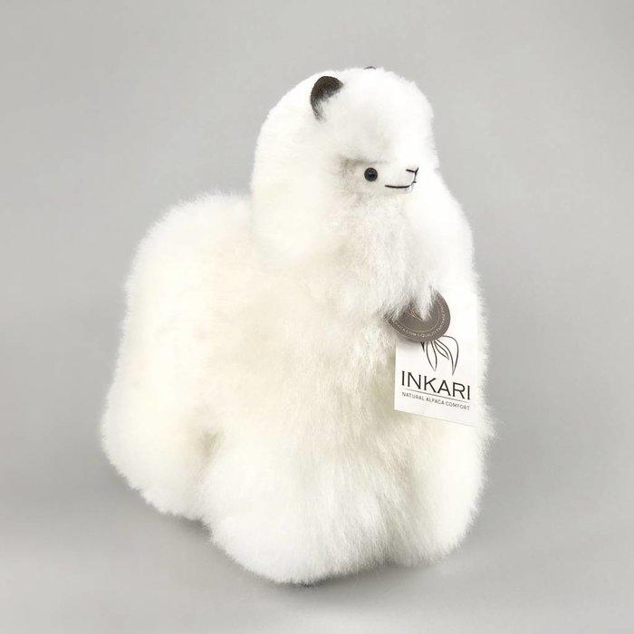 ❤ Alpaca Knuffel ❤ Ivoor