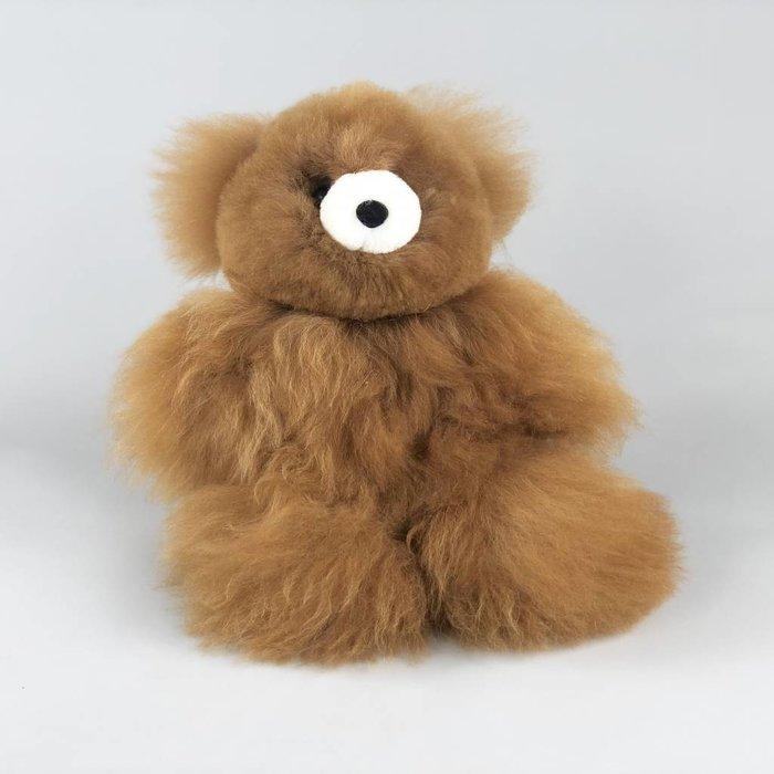 'Teddy' - Knuffelbeer - Medium - Bruin