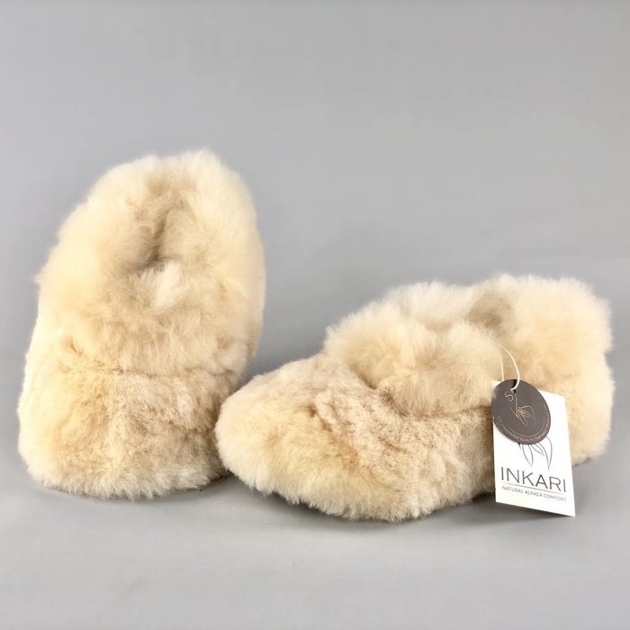 'Suave' - Slippers - Beige