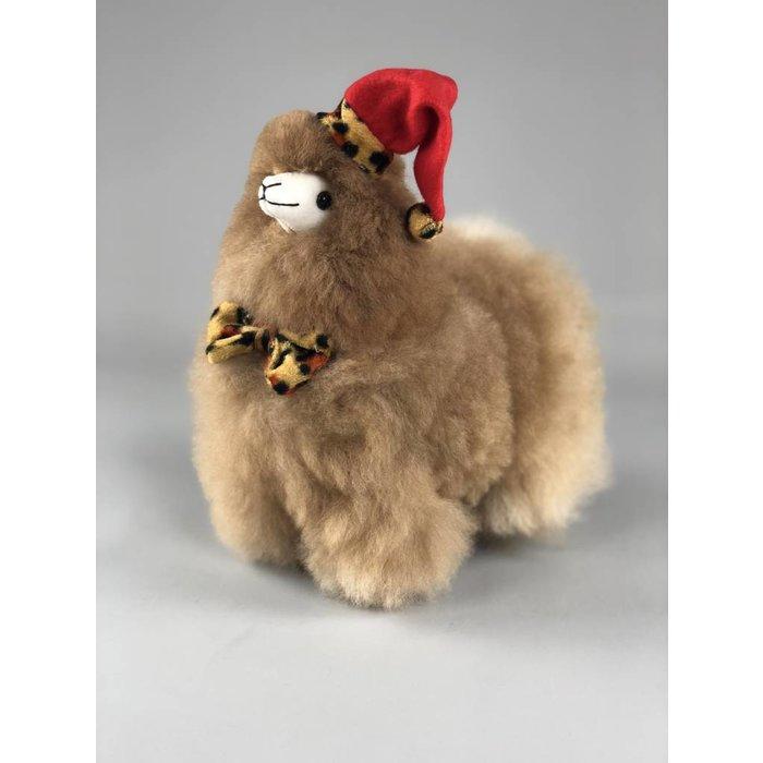 ❤ The cutest christmas accessory for your alpaca stuffed animal ❤