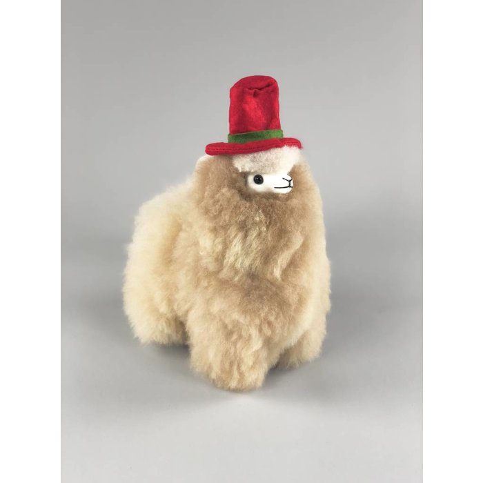 ❤ The cutest christmas accessory for your alpaca stuffed animal! ❤