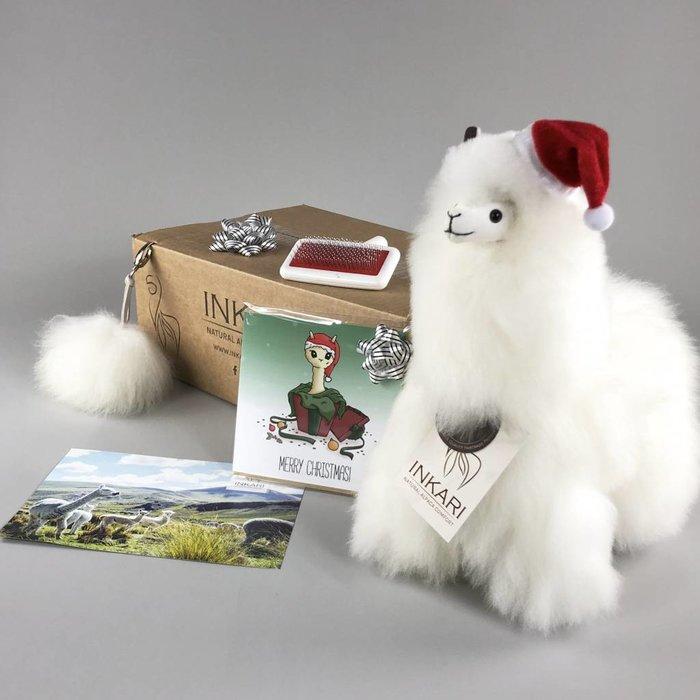 ❤ Luxe Alpaca Cadeau Set ❤ Medium - Limited ❤