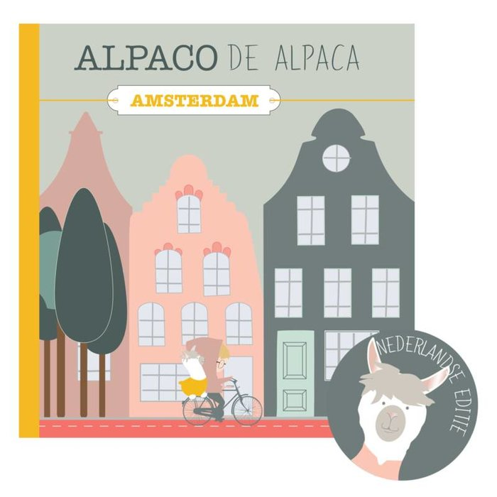 Alpaco the Alpaca - Amsterdam (NL or ENG)