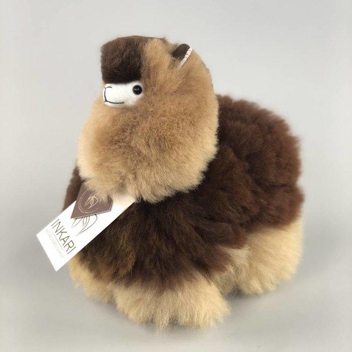 ❤ Kleine Alpaca Knuffel ❤ Moccachino