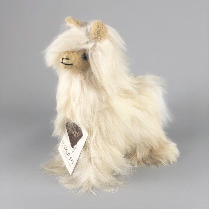 ❤ Suri - Small Alpaca ❤ Stuffed Animal ❤ Sahara