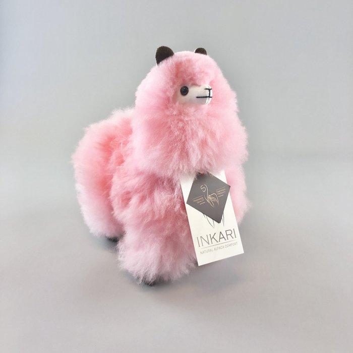 Alpaca Knuffel - Handgemaakt van Alpacawol - Hypoallergeen  - Limited Edition
