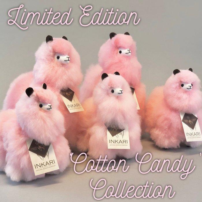 Alpaca Toy - Soft & Fluffy - Handmade in Peru - Hypoallergenic - Limited Edition
