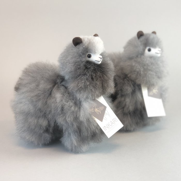 ❤ Small Alpaca ❤ Limited Edition ❤ 'Wolf '