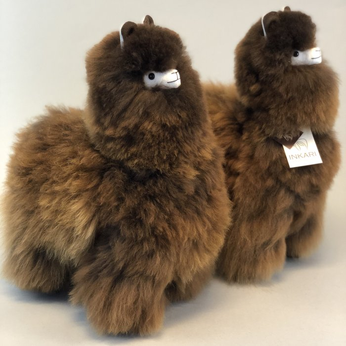 ❤ Grote Alpaca ❤ Limited Edition ❤ 'Gold Brown'