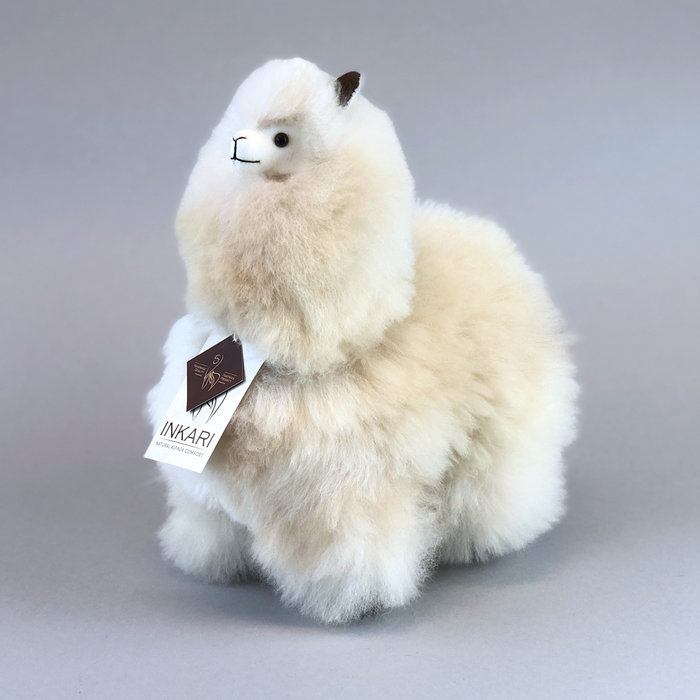 ❤ Alpaca ❤ Medium Stuffed Animal ❤ Sahara