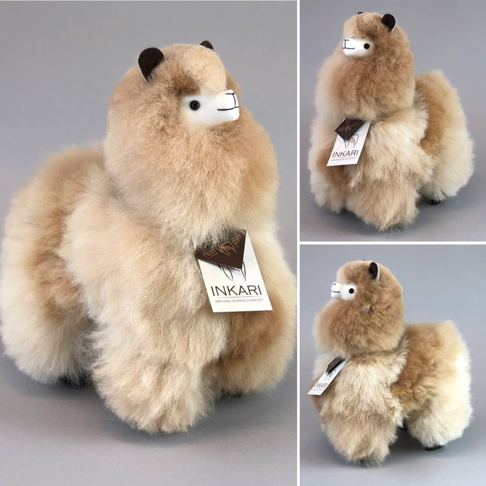Alpaca Knuffel - Medium - Sandstone