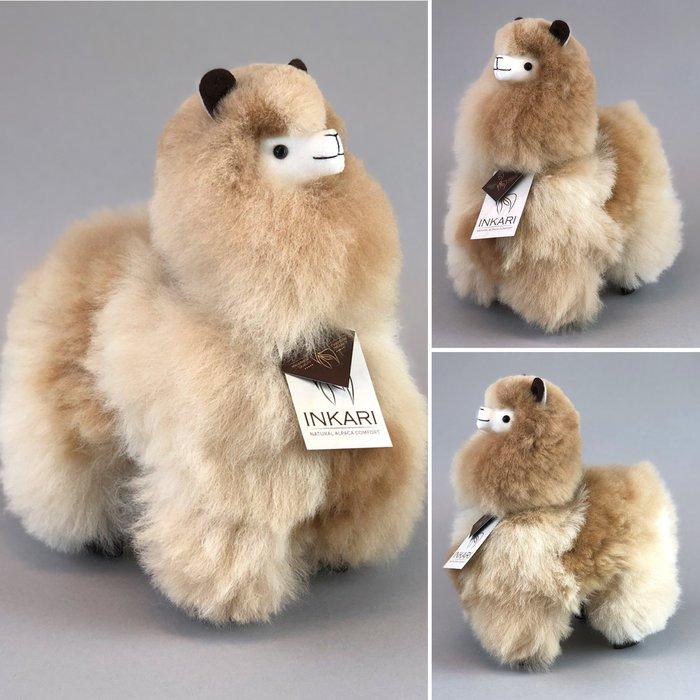 Alpaca Toy - Medium - Sandstone