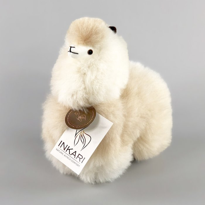 Small Alpaca ❤ Stuffed Animal ❤ Sahara