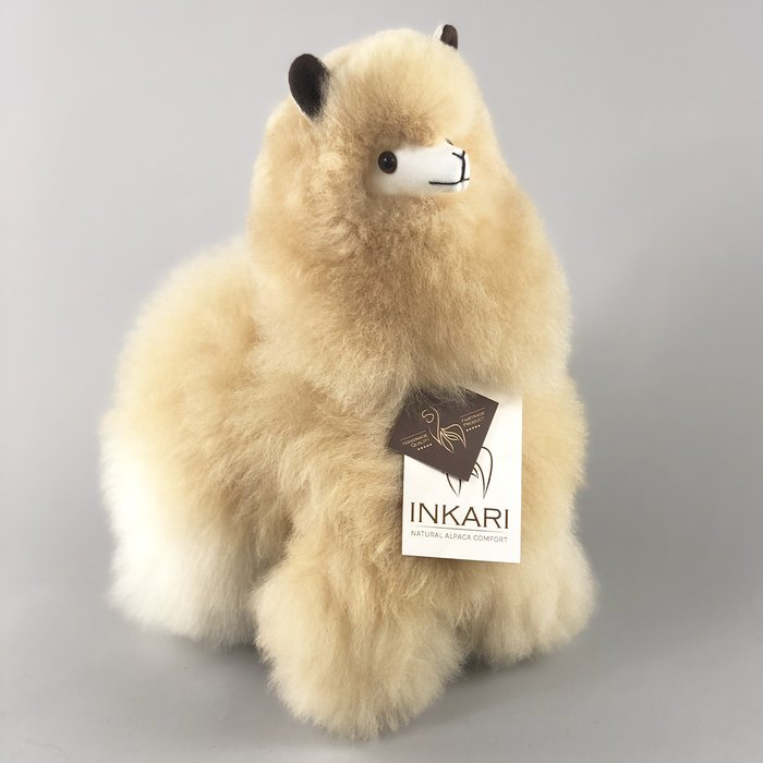 ❤ Alpaca Toy ❤ Stuffed Animal ❤ Blond