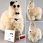 'Big Alpaca' - Fluffy Alpaca Toy' - Handmade - Hypoallergenic - Sahara