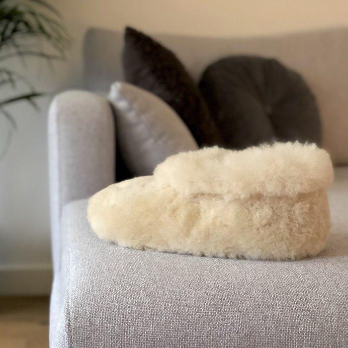 'Suave' - Alpaca Slipper - Handmade from Alpaca wool & Merino wool - Warm & Soft