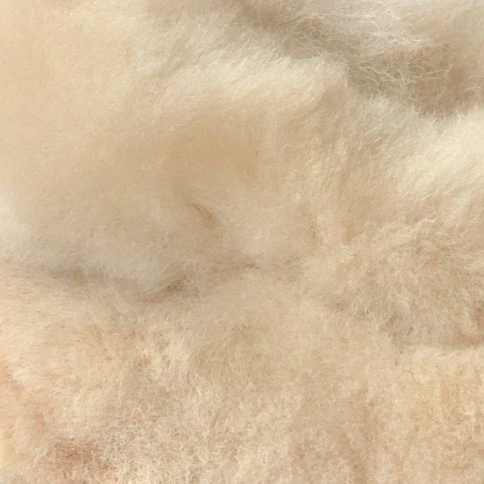 'Suave' - Alpaca Pantoffel - Handgemaakt van Alpacawol & Merinowol - Warm & Zacht