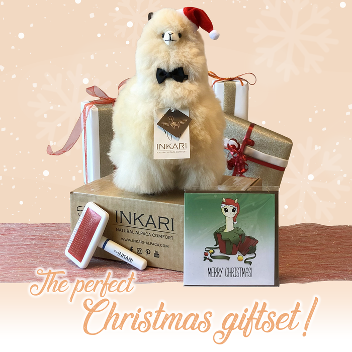 ❤ Medium Alpaca - Kerstpakket ❤ LIMITED ❤