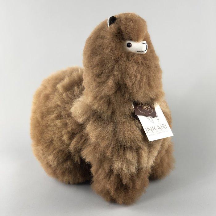 ❤ Alpaca Knuffel ❤ Walnoot