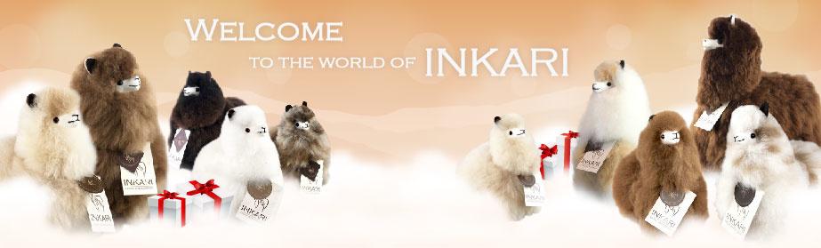 Inkari - De allerzachtste alpaca knuffels, handgemaakt van duurzame alpacawol ui Peru.