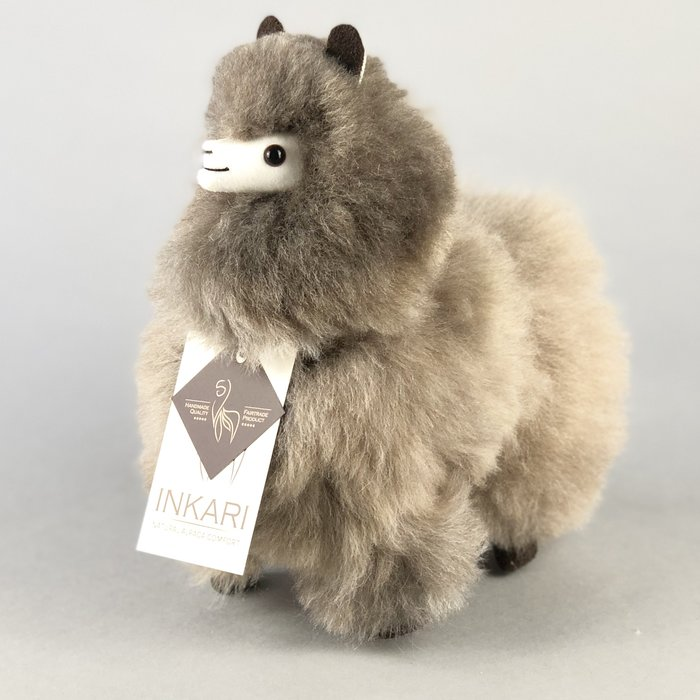 ❤ Small Alpaca ❤ Limited Edition ❤ 'Mountain Wolf '