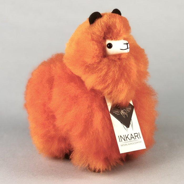 ❤ Kleine Alpaca Knuffel ❤ Tangerine  - Limited