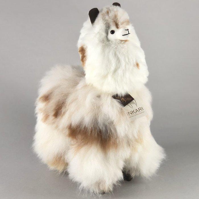 ❤ Grote Alpaca ❤ Limited Edition ❤ Sneeuwluipaard