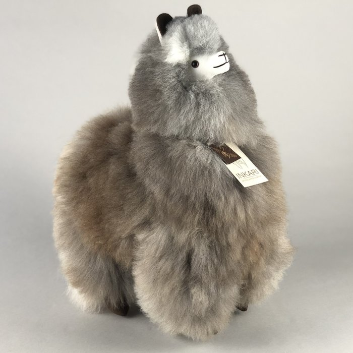 ❤ Grote Alpaca ❤ Limited Edition ❤ Mountain Wolf