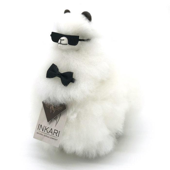 Small Alpaca ❤ Stuffed Animal ❤ Ivory White