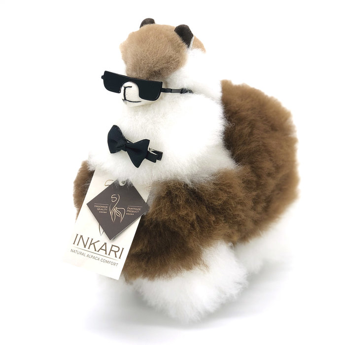 ❤ Kleine Alpaca Knuffel ❤ Macchiato