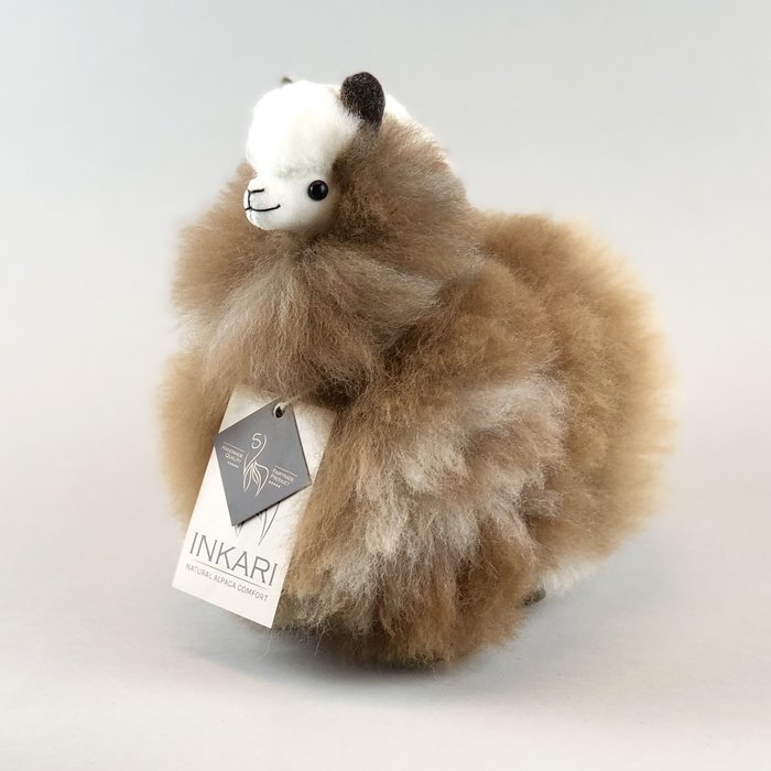❤ Small Alpaca ❤ Limited Edition ❤ 'Everest'