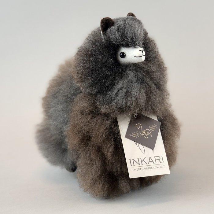 ❤ Kleine Alpaca ❤ Limited Edition ❤ 'Obsidian'