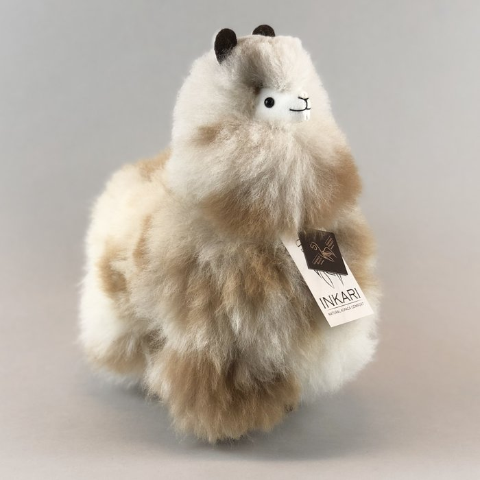 ❤ Alpaca ❤ Limited Edition ❤ 'Arctic Fox'