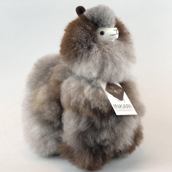 ❤ Medium Alpaca ❤ Limited Edition ❤ 'Gray Fox'