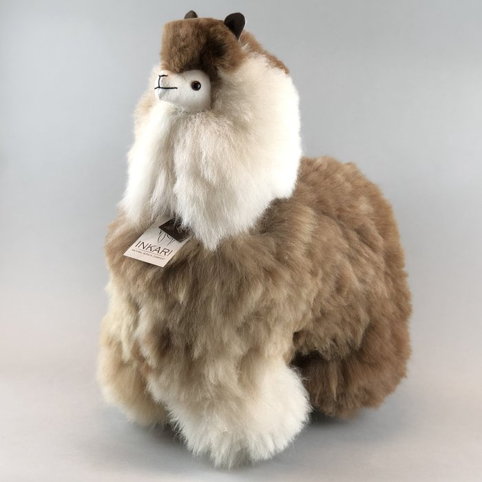 ❤ Large Alpaca ❤ Limited Edition ❤ Coatimundi
