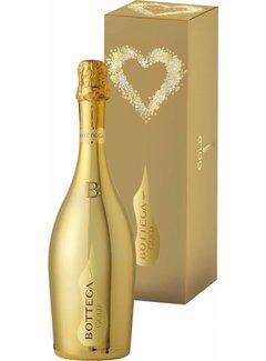 Bottega Bottega Gold Prosecco (75 cl) - in geschenkverpakking
