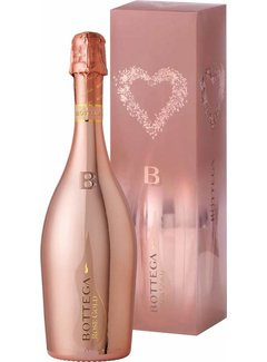 Bottega Bottega Gold Rosé (75 cl) -in luxe Giftback