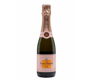 Veuve Clicquot Rosé Champagne - Halve fles