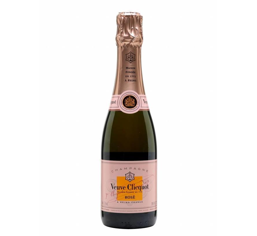 Veuve Clicquot Rosé  - Halve fles