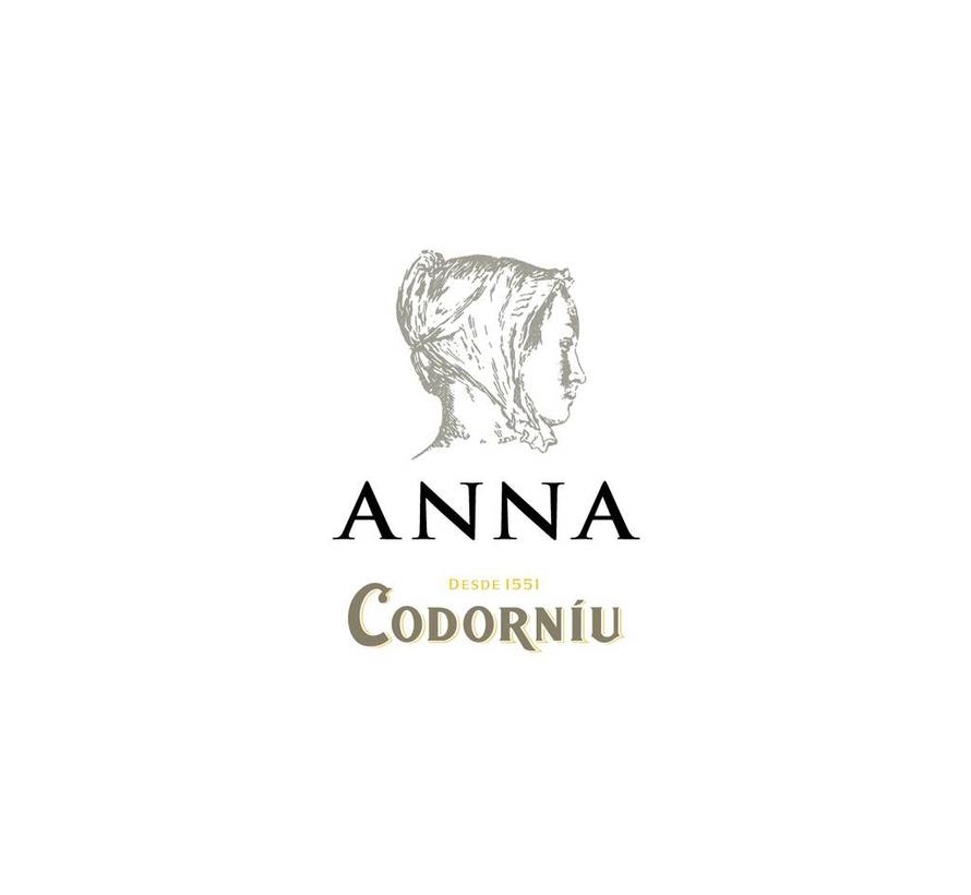 Anna de Codorníu Brut - Mini flesje cava